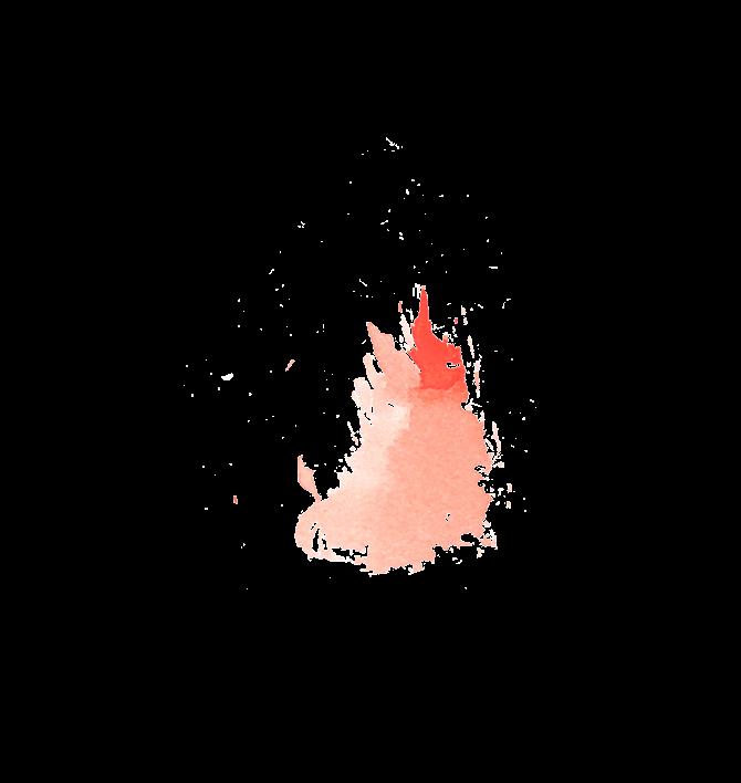 《墨迹 裂痕 天鹅 人物》png免抠图素材