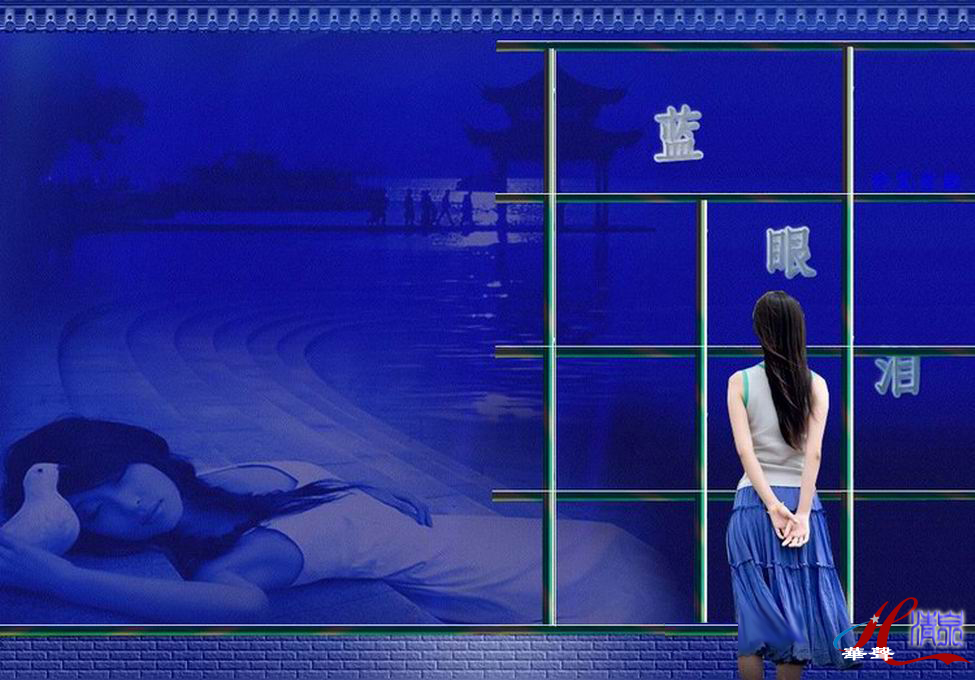 What Are Dts >> 杨蔓《蓝眼泪 DTS-5.1》2CD